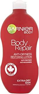 L'Oreal Garnier - Lozione corpo ricostituente anti secchezza, 400 ml