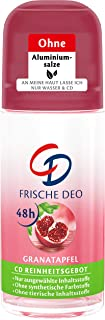 CD Deo Roll-on Deo Fresco melograno 50 ml, 1-pack (1 x 50 ml)