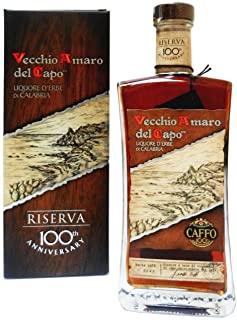 Amaro Del Capo Vecch. Ris.Del Cent - 700 ml
