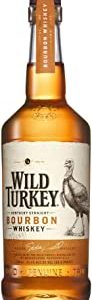 Wild Turkey Kentucky Straight Bourbon Whiskey, 70 cl