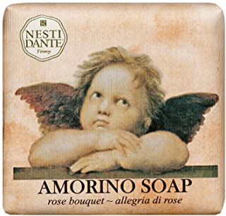 NESTI DANTE Amorino Sapone (Aroma Rose) - 150 gr.