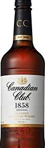 Canadian Club, Black Velvet Canadian Whisky 40% - 700 ml