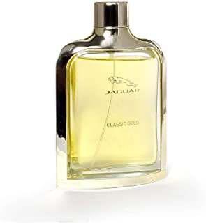 Jaguar Acqua di Profumo, Gold Edt Vapo, 100 ml
