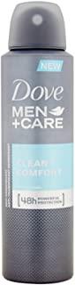 Dove Men Care - Deodorante Clean Comfort - 150 ml