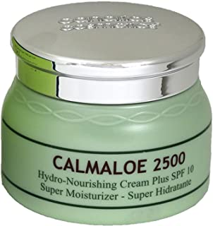 Canarias Cosmetics Aloe Vera crema idratante Calmaloe 2500 plus (pelli sensibili) 250 ml