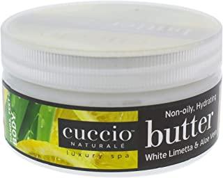 Cuccio Naturale Burro, Bianco Limetta e Aloe Vera 226 g