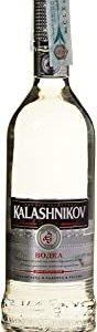 Kalashnikov Premium Plain Vodka - 700 ml