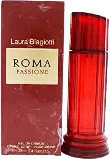 Laura Biagiotti Roma Passione Donna Eau de Toilette, Vapo - 100 ml