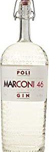 Jacopo Poli Marconi 46 Dry Gin - 700 ml