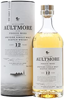 Aultmore Scotch Whisky 12 Anni Single Malt - 70 cl
