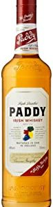Paddy Irish Whisky, 700 ml