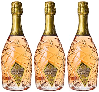 "Astoria Moscato Rose""Fashion Victim""Spumante - 3 bottiglie da 750 ml"