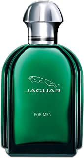 Jaguar Green Eau de Toilette, Unisex, 100 ml