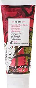 Korres Burro Corpo (Aroma Rosa Giapponese) - 200 ml.
