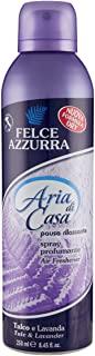 Felce Azzurra Deodorante Ambiente Spray Talco & Lavanda - Pacco da 1 x 250 ml - Totale: 250 ml