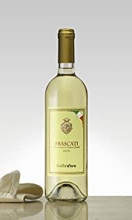 Gotto d'Oro Vino Bianco Frascati Doc Secco - 750 ml