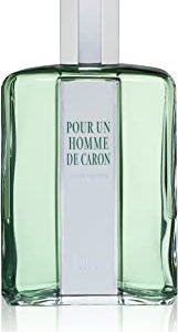 Caron, Pour Un Homme, Flacone di Eau de Toilette da uomo, 750 ml