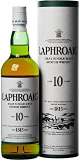 Laphroaig Whisky Scozzese Puro Malto 10 Anni 70 Cl
