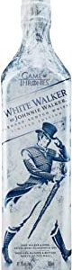 Johnnie Walker White Walker Edizione Limitata Blended Scotch Whisky Game of Thrones (1 x 0.7 l)