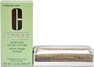 Clinique 4936 Sapone Viso, Type 3-4, Pelli Miste e Grasse, 100 gr