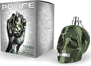 Police, To Be Camouflage, Eau de Toilette, 75 ml