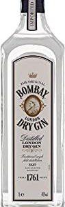 Bombay Original Dry Gin - 1000 ml