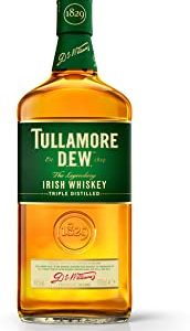Tullamore D.E.W. The Legendary Irish Whiskey Tullamore Dew, 700 ml