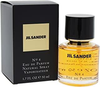 Jil Sander No. 4 Eau de Parfum, Donna, 50 ml