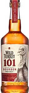 Wild Turkey Bourbon Whisky Invecchiato 8 Anni - 700 ml