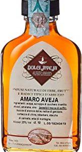 Amaro Aveja il Digestivo Abruzzese, di Agrumi, Spezie, Radici e Cannella - 100 ml - Dolci Aveja