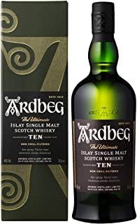 Ten Year Old Whisky Ardbeg con astuccio, 700 ml