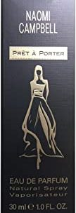 Naomi Campbell - Eau de parfum Prêt à Porter, 30 ml
