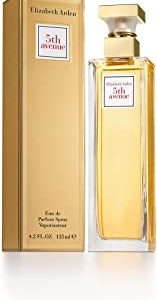 Elizabeth Arden 5th Avenue Eau De Parfum Donna 125 Ml