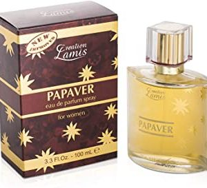 Creation Lamis Papaver Eau de Parfum per Donne, 100 ml