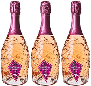 "Astoria Rose""Fashion Victim""Spumante - 3 bottiglie da 750 ml"