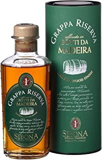 Sibona - Grappa Riserva, 40 % Vol, 500 ml