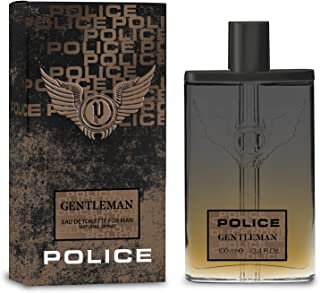 Police Gentleman Eau de Toilette Natural Spray - 100 ml