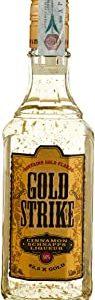 Original Cinnamon Schnapps Gold Strike con Pagliuzze d'Oro - 700 ml