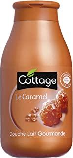 Cottage, Latte doccia goloso, al caramello, 250 ml, 3 pz.