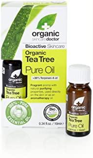 Dr.Organic Tea Tree Olio Essenziale 10 ml