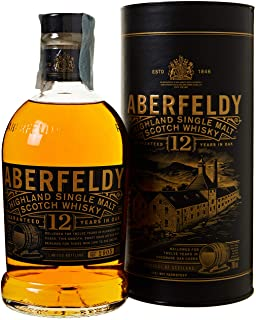 Aberfeldy Scotch Whisky Single Malt 12 Anni