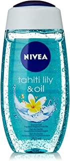 Nivea - Doccia Gel, Fragranza di Frangipane e Perle d'Olio - 250 ml
