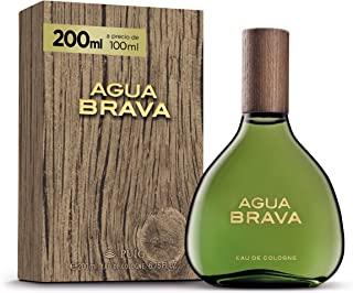 Puig Agua Brava Agua De Colonia per Uomo - 200 ml