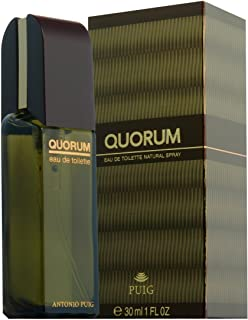 Antonio Puig Quorum Eau de Toilette Spray 30 ml