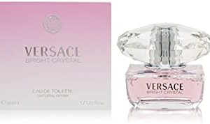 Versace Bright Crystal Acqua di colonia per donne 50 ml