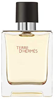 Hermes Terre d'Hermes Eau de Toilette, Spray per Uomo, 50 ml