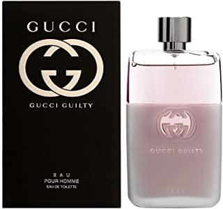Gucci, eau de toilette Gucci Guilty da uomo, spray, 90 ml