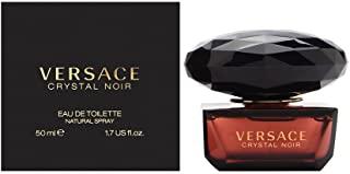 Versace Crystal Noir Acqua di Colonia, 50 ml
