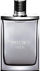 Jimmy Choo Man Eau de Toilette, Uomo, 100 ml
