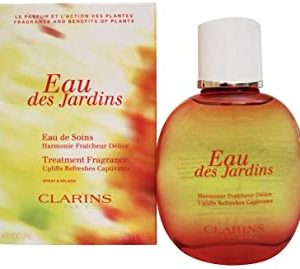 Clarins Eau Des Jardins Lozione Corpo Profumata, 100 ml